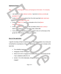 cover letter example flr fp page 2 of 2 diy uk immigration