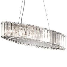 Kichler Lighting Elstead Linear Ceiling Island Pendant Kl Crstskye