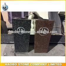 Flower Vase For Grave Haobo Stone Cheap Granite Flower Headstone Vases For Graves Buy