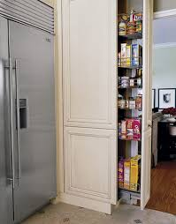 Pull Out Pantry Cabinets 67 Cool Pull Out Kitchen Drawers And Shelves Shelterness