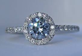Blue Diamond Wedding Rings by Stunning White Diamonds Pink Diamonds Blue Diamonds Lab Grown