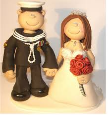 wedding cake exles sailor wedding cake topper 28 images navy sailor pin up