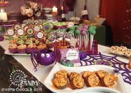 halloween party finger food halloween dessert table ideas photograph eye candy event d