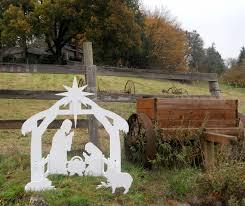 outdoor nativity living for god outdoor nativity set