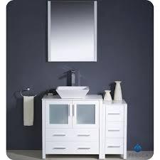 42 bathroom vanity cabinet new bathroom vessel vanity cabinets regarding solid wood 36 living
