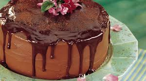 chocolate orange truffle cake recipe bettycrocker com