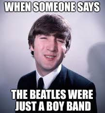 Facebook Meme - beatles memes home facebook