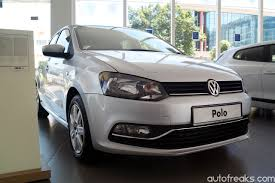 volkswagen sedan 2015 facelifted volkswagen polo and polo sedan launched priced from