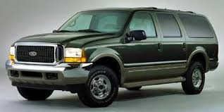 2000 ford excursion 2000 ford excursion values nadaguides
