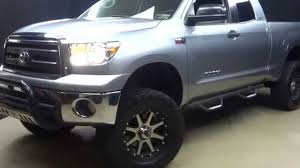 lexus pickup truck 2011 toyota tundra lift kit 4x4 lexus of wilmington stock w4618d
