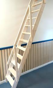 fold up attic ladder 8 ft ft in x in aluminum attic ladder with