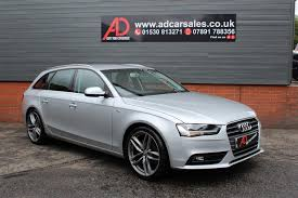 used 2013 audi a4 avant tdi technik for sale in leicestershire