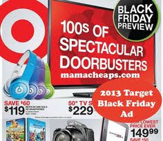 target black friday 2017 timing black friday preview sale starts november 28 2013 november 30