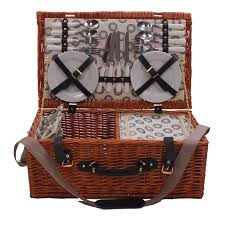 best picnic basket furniture from storage to tiffin boxes the best picnic hers