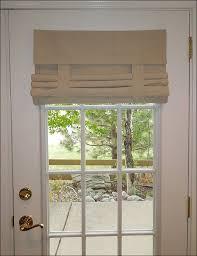 Drapes Over French Doors - interiors wonderful white patio door curtains patio window