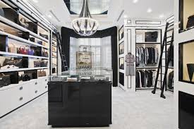 siege chanel tour the epic closet that looks exactly like a chanel boutique bintroo