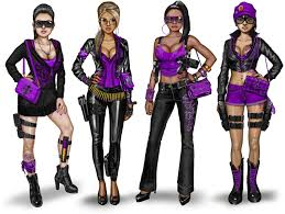 Saints Row 3 Gang Operations Map Saints Row The Third Gang Symbols