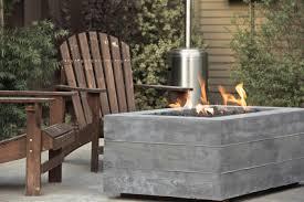 chimera fire pit concrete fire pit outdoor goods