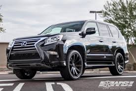 lexus 2014 black 2014 lexus gx with black rhino wheels wheel specialists inc