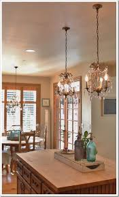 New Chandeliers Fishtail Cottage Chandeliers In The Kitchen U2026