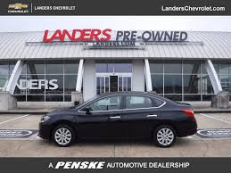 gray nissan sentra 2016 used nissan sentra 4dr sedan i4 cvt sv at landers ford