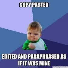Meme Copy And Paste - paste