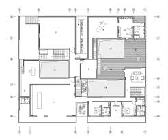 concave house tao lei architect studio house plans 38104
