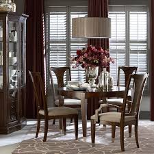 rectangle table kitchen and dining room bassett furniture