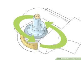 how to stop a leaky faucet in the kitchen how to fix a leaky faucet with pictures wikihow