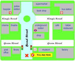 Map Worksheets Map Directions Worksheet Worksheets