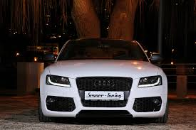audi s5 modified audi s5 by senner tuning white beast