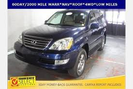 2009 lexus 470 for sale used lexus gx 470 for sale in baltimore md edmunds