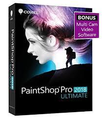 amazon pro amazon com corel paintshop pro 2018 ultimate photo with multi cam
