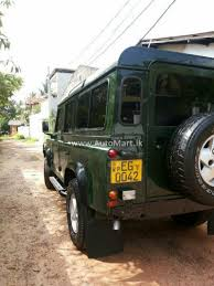 jeep land rover automart lk registered used land rover defender 110 jeep for