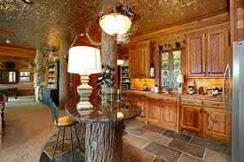 Wine Bar Decorating Ideas Home Stunning Spaces Charming Rustic Lakefront Home The Vht Studios