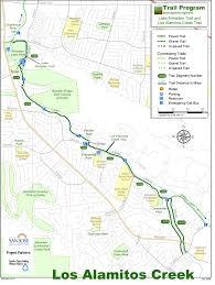 san jose library map san jose ca official website los alamitos creek