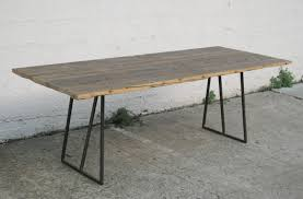 table industrial dining room table victorian large industrial