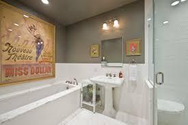Decorative Wall Frame Moulding Enchanting Vintage Bathroom Decor Signs Using Decorative Frame