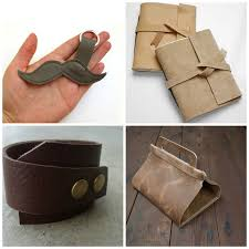 leather gifts 25 diy leather gifts for men everythingetsy