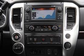 nissan cummins interior 2017 nissan titan vs titan xd review autoguide com news