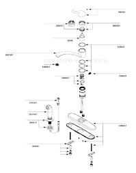 moen single lever kitchen faucet repair moen single handle kitchen faucet repair mydts520