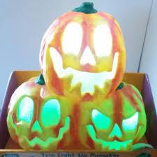 light up pumpkins for halloween trio musical light up pumpkins sings witch doctor halloween