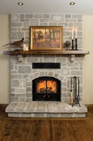 remarkable gray brick regency fireplace ideas with likable dark