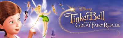 tinker bell fairy rescue disney australia movies