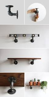 Shelving Units Best 25 Wall Shelving Units Ideas On Pinterest Plumbing Pipe