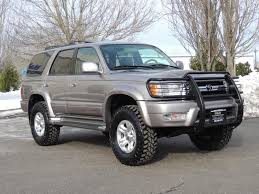 toyota 4runner limited 4wd 2002 toyota 4runner limited 4wd leather heated seats lifted