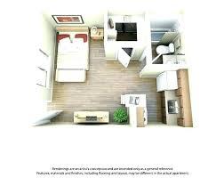 studio flat floor plan small one bedroom apartment layout cool studio apartment layout and