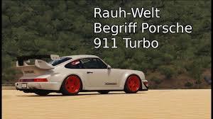1991 porsche 911 turbo rwb hoonigan rauh welt begriff porsche 911 turbo hoonigan carpack