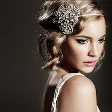 1920 bridal hair styles 1920 s hairstyle trend for the romantic bride arabia weddings