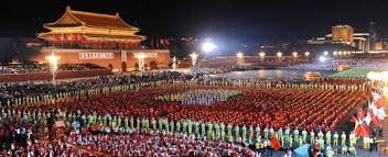 how do different asian countries celebrate their national days